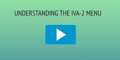 IVA-2 Menu
